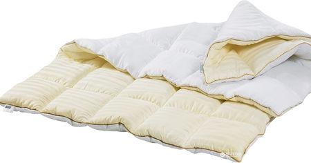 Акция на Одеяло пуховое MirSon Carmela 032 деми 172x205 см (2200000003928) от Rozetka