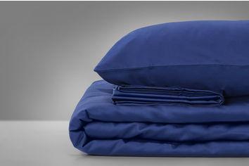 Акция на Комплект постельного белья Mirson Сатин Premium Ocean 4052 143х210х2 (2200000671523) от Rozetka