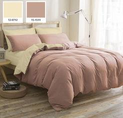 Акция на Комплект постельного белья Mirson Бязь Enrica (12-0712 + 15-1511) 143х210 (2200000799715) от Rozetka