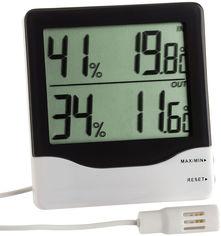 Акция на Термогигрометр TFA 305013 от Rozetka