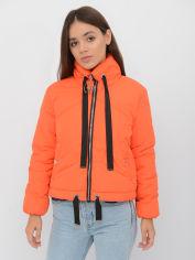 Акция на Куртка Kariant Monika 54 Оранжевая (71296408) от Rozetka