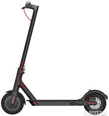 Электросамокат Xiaomi Mi Electric Scooter M365 Black (Европейская версия) от Rozetka
