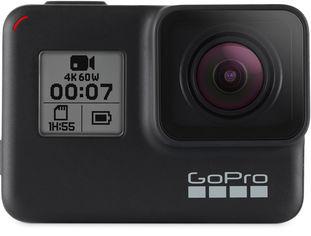 Видеокамера GoPro HERO 7 Black (CHDHX-701-RW) от Rozetka