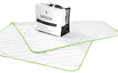 Акция на Одеяло Mirson Eco Line №636 Летнее с эвкалиптом 200х220 (2200000856777) от Rozetka