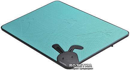 Подставка для ноутбука DeepCool Kawaii Style N2 Light Blue/Black от Rozetka