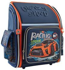 Рюкзак школьный каркасный Yes H-18 Racing для мальчиков 0.95 кг 28х35х14.5 см 14 л (556321) от Rozetka