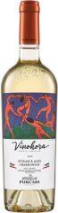 Акция на Вино Purcari Vinohora Feteasca Alba & Chardonnay белое сухое 0.75 л 13.5% (4840472017849) от Rozetka