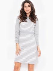Платье Magnet WN17-48 M Серое (2000159311642) от Rozetka