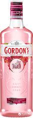 Акция на Джин Gordon's Premium Pink 0.7 л 37.5% (5000289929417) от Rozetka
