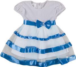 Акция на Платье BetiS 27073204 Маленькая леди 98 см Голубое (2962620070437) от Rozetka