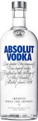 Акция на Водка Absolut 1 л 40% (7312040017034) от Rozetka