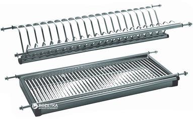 Акция на Сушилка для посуды Muller 800 мм (98845) от Rozetka