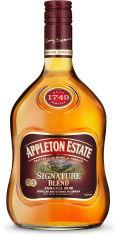 Акция на Ром Appleton Estate Signature Blend 1 л 40% (636191189202) от Rozetka