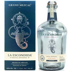 Акция на Мескаль La Escondida 0.7 л 40% (7500326362705) от Rozetka