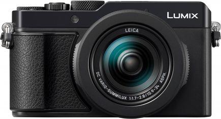 Акция на Фотоаппарат Panasonic Lumix DC-LX100 II Black (DC-LX100M2EE) Официальная гарантия! от Rozetka