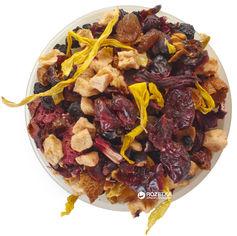 Акция на Чай с добавками рассыпной Чайные шедевры Ягодный пирог 500 г (4820198871987) от Rozetka