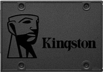 """Акция на Kingston SSDNow A400 120GB 2.5"""" SATAIII 3D TLC (SA400S37/120G) от Rozetka"""