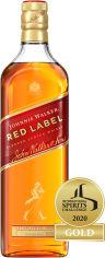 Акция на Виски Johnnie Walker Red Label выдержка 4 года 1 л 40% (5000267013602) от Rozetka