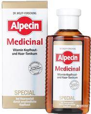 Тоник для кожи головы для мужчин Alpecin Medicinal Special витаминный 200 мл (4008666200242) от Rozetka