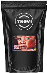 Акция на Кофе в зёрнах Trevi Арабика Папуа Новая Гвинея 500 г (4820140051498) от Rozetka