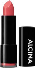 Акция на Помада для губ Alcina Shiny Lipstick 030 Coral 18 г (4008666655448) от Rozetka