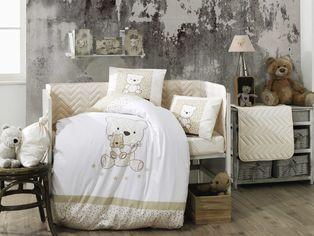 Акция на Комплект постельного белья Hobby Bonita 100х150 (8698499141360) от Rozetka