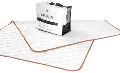Одеяло хлопковое MirSon 093 лето 155х215 см (2200000015327) от Rozetka