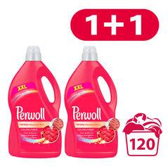 Акция на Средство для деликатной стирки Perwoll Advanced Color 3.6 л (9000101328189) от Rozetka
