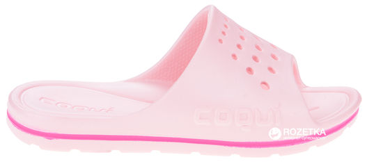 Шлепанцы Coqui 6373 36/37 23.5 см Candy pink (8595662621639) от Rozetka