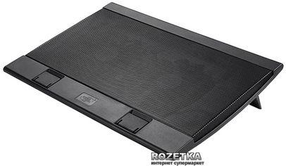 Акция на Подставка для ноутбука DeepCool Wind Pal Fs от Rozetka