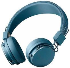 Акция на Наушники Urbanears Headphones Plattan II Bluetooth Indigo (1002582) от Rozetka