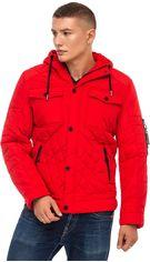 Акция на Куртка Kariant Maykl 50 Красная (112541606) от Rozetka