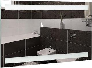 Акция на Зеркало UMT SLD 08 1000х700 мм LED (SLD 08 1000-700) от Rozetka