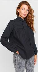Блузка Karree Виста P1658M5231 L Черная от Rozetka