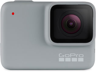 Акция на Видеокамера GoPro HERO 7 White (CHDHB-601) от Rozetka