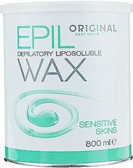 Воск для депиляции Original Best Buy Epil Wax жирорастворимый для чувствительной кожи 800 мл (5412058185885) от Rozetka