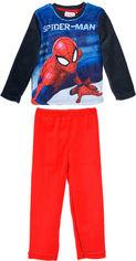 Пижама (футболка с длинными рукавами + штаны) Disney Spiderman HS2048 98 см Grey (3609084014155) от Rozetka