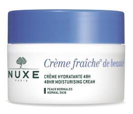 Акция на Увлажняющий крем Nuxe Creme Fraiche de Beaute 50 мл (3264680012297) от Rozetka