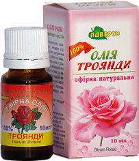 Масло эфирное Адверсо Розовое 100% 10 мл (4820104012749) от Rozetka