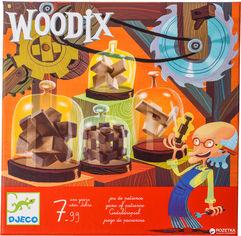Игра головоломка Djeco Вудикс (DJ08464) от Rozetka