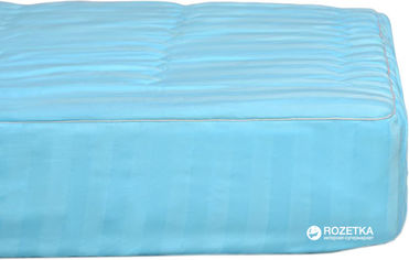 Акция на Наматрасник хлопковый MirSon Valentino Waterproof Cotton 273/1 80x160 (2200000370617) от Rozetka