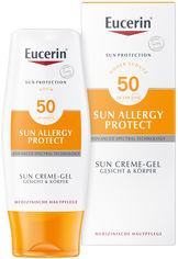 Солнцезащитный кремовый гель Eucerin Sun Allergy Protect SPF 50 150 мл (4005808581184) от Rozetka