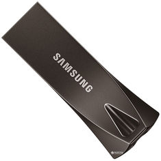 Акция на Samsung Bar Plus USB 3.1 256GB Black (MUF-256BE4/APC) от Rozetka