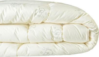 Одеяло IDEIA Wool Classic 200x220 (4820182654275) от Rozetka