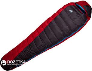 Спальный мешок Sir Joseph Erratic plus II 1000 Red/Blue Left (922280) от Rozetka
