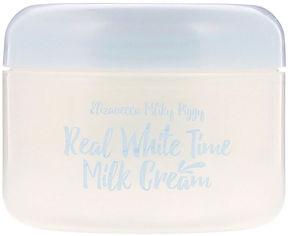 Акция на Отбеливающий крем Elizavecca Milky Piggy Real White Time Milk Cream 100 г (8809071369472) от Rozetka