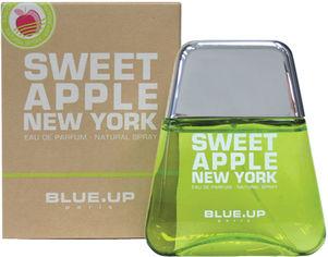 Акция на Парфюмированная вода для женщин Blue Up Sweet Apple NY 100 мл (3573552104047) от Rozetka