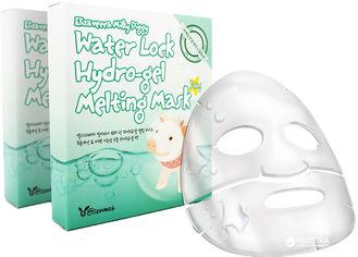 Акция на Маска для лица гидрогелевая Elizavecca Milky Piggy Water Lock Hydrogel Melting Mask 5 шт по 30 мл (8809351632647/8809389034383) от Rozetka