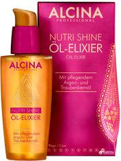 Акция на Масло-эликсир для волос Alcina Нутри Шайн 50 мл (4008666107879) от Rozetka