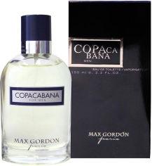 Акция на Туалетная вода для мужчин Max Gordon Copacabana edt 100 мл (3573551100729) от Rozetka